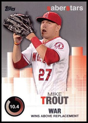 SST1 Mike Trout