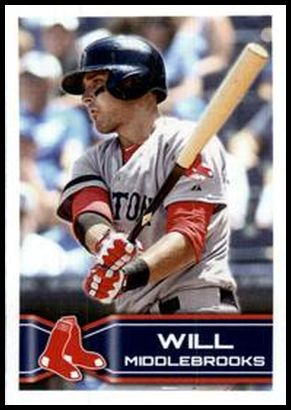 13 Will Middlebrooks