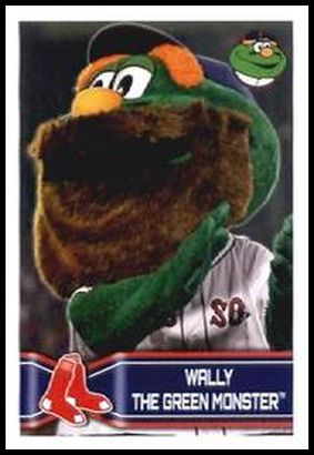 18 Wally The Green Monster