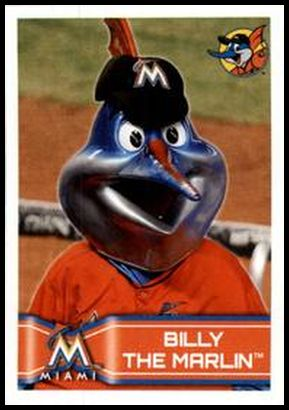 183 Billy The Marlin