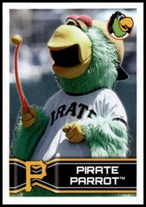 246 Pirate Parrot