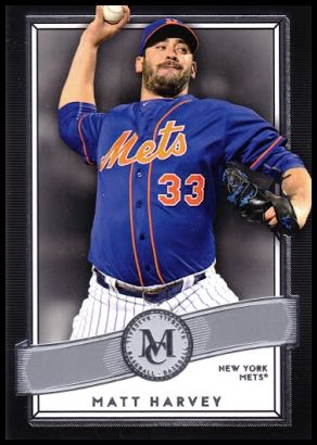 76 Matt Harvey