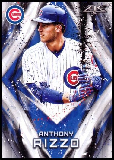 124 Anthony Rizzo