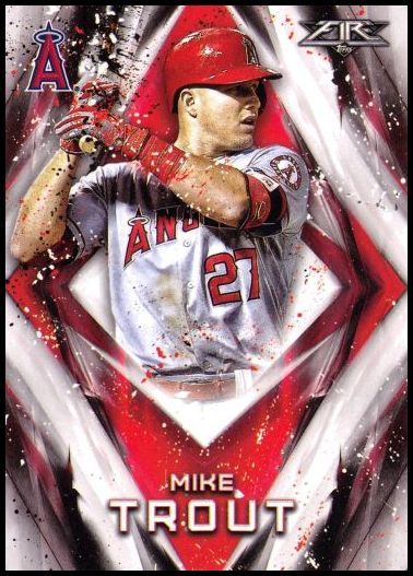 50 Mike Trout