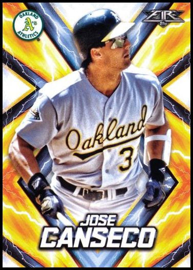 95 Jose Canseco