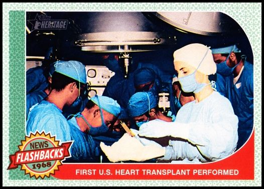 NF11 First U.S. Heart Transplant