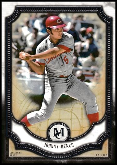 66 Johnny Bench