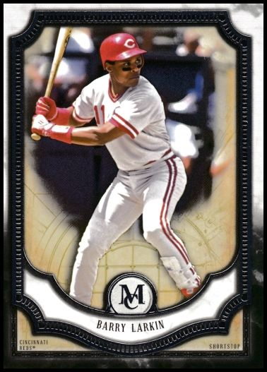 74 Barry Larkin