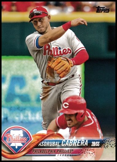 US116 Asdrubal Cabrera
