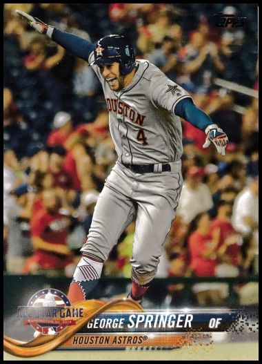 US121 George Springer