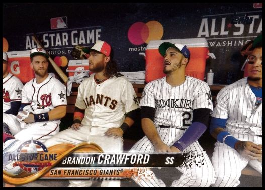 US132 Brandon Crawford