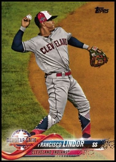 US157 Francisco Lindor