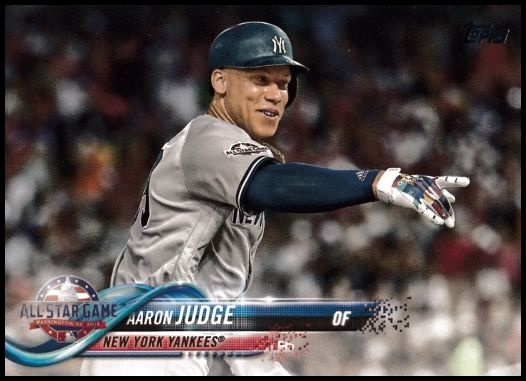 US172 Aaron Judge