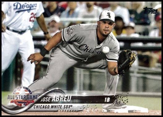US234 Jose Abreu