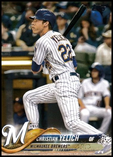 US248 Christian Yelich