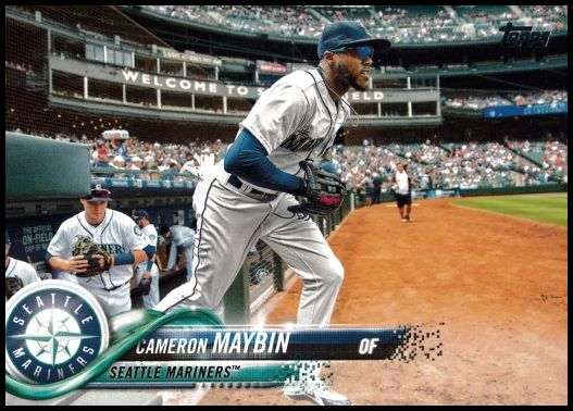 US256 Cameron Maybin