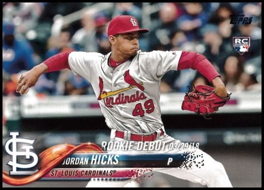 US288 Jordan Hicks