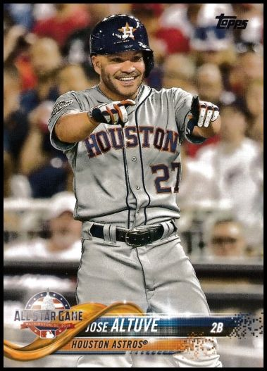 US299 Jose Altuve