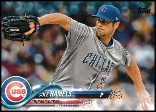 US32 Cole Hamels