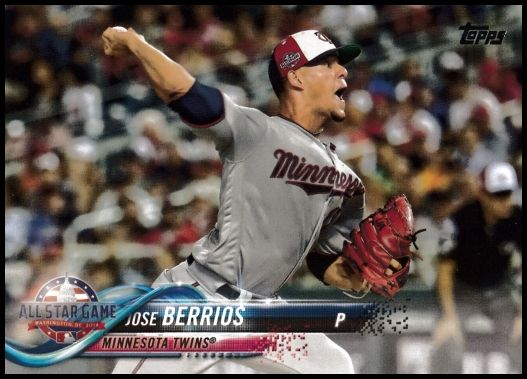 US38 Jose Berrios