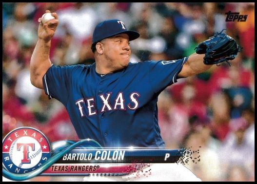 US45 Bartolo Colon