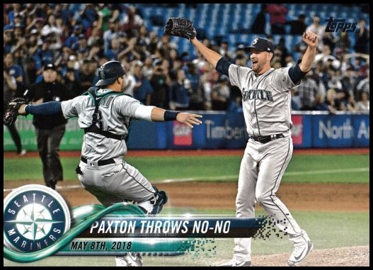 US5 James Paxton