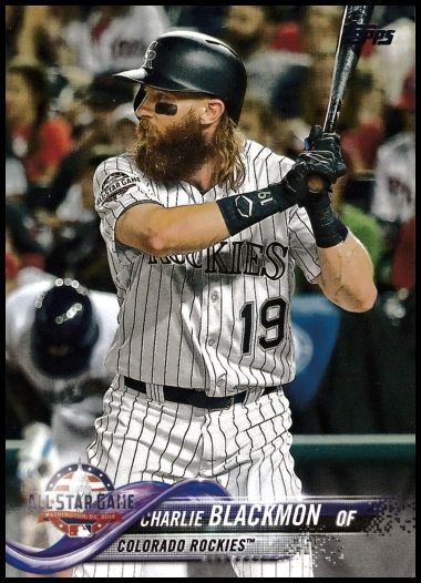 US97 Charlie Blackmon