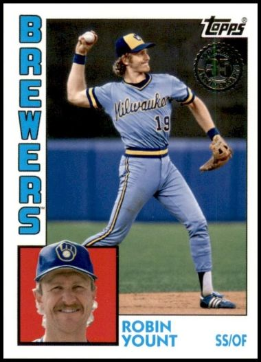 T84-32 Robin Yount