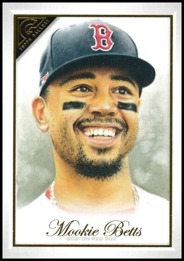 117 Mookie Betts