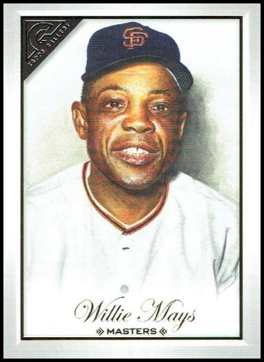 196 Willie Mays