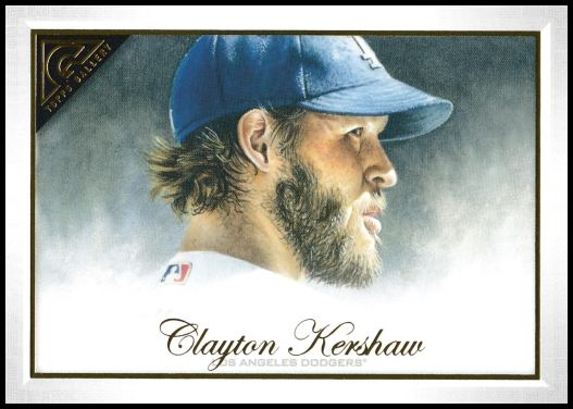3 Clayton Kershaw