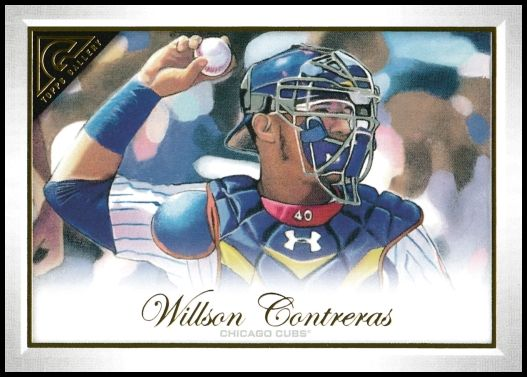 92 Willson Contreras