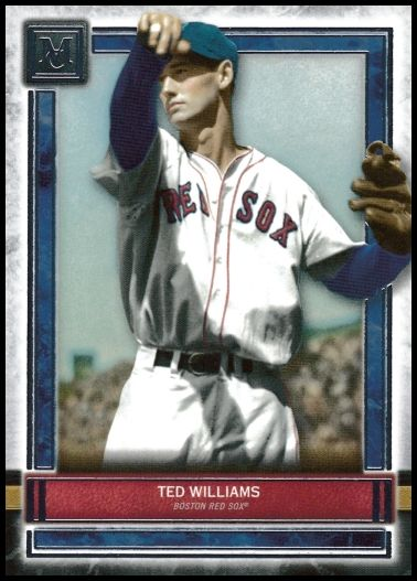 3 Ted Williams