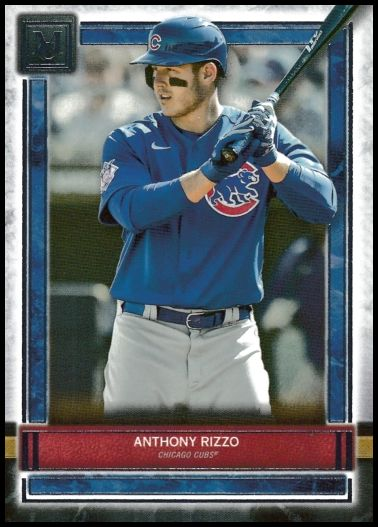 81 Anthony Rizzo