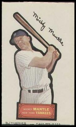 7b Mickey Mantle