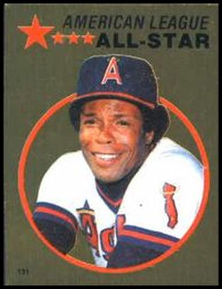 131 Rod Carew