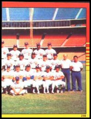 256 Dodgers Team World Champions (Right half photo)