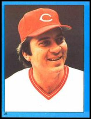 35 Johnny Bench