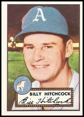182 Billy Hitchcock