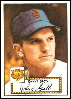 25 Johnny Groth