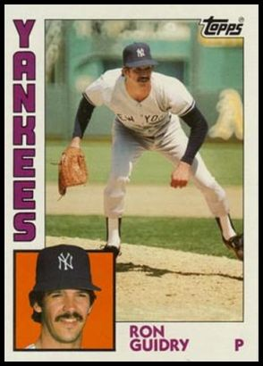 17 Ron Guidry