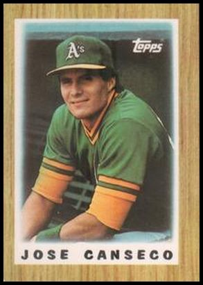 68 Jose Canseco