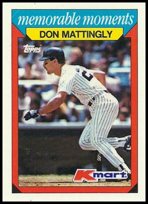 15 Don Mattingly