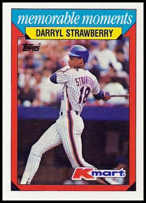 29 Darryl Strawberry