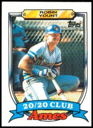 33 Robin Yount