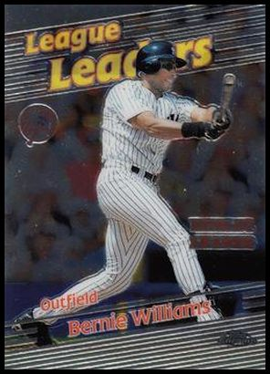 222 Bernie Williams