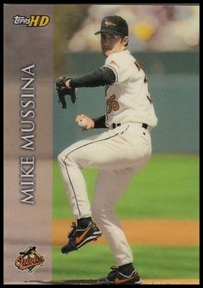 39 Mike Mussina