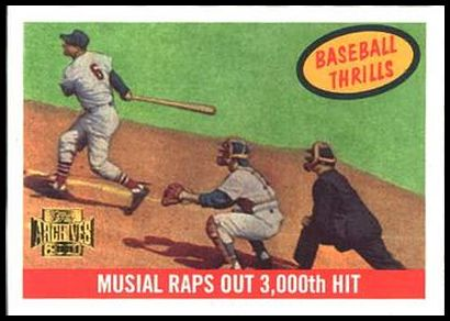 217 Stan Musial 59 Thrill