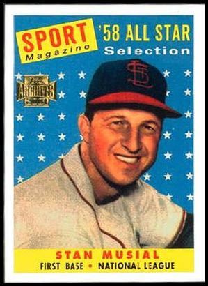 31 Stan Musial