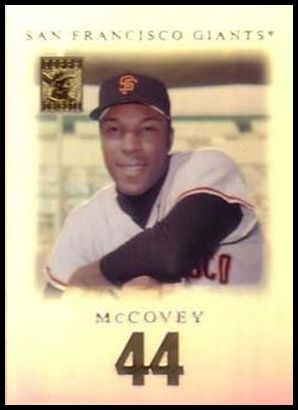 33 Willie McCovey